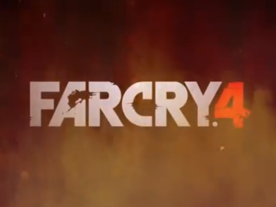 Far Cry 4 by Ubisoft