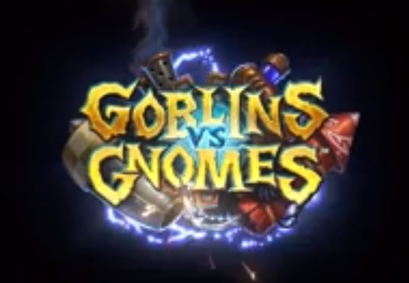 Hearthstone Heroes of Warcraft Goblins Vs Gnomes