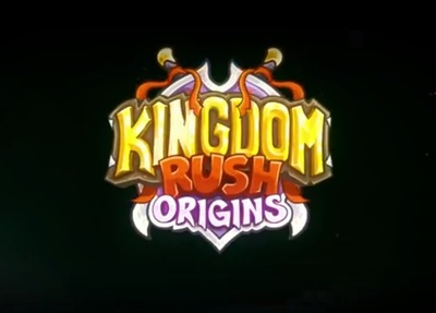 Kingdom Rush Origins Logo