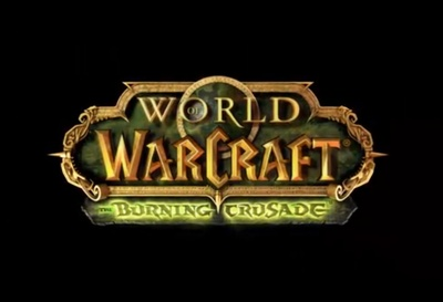World of Warcraft The Burning Crusade Logo