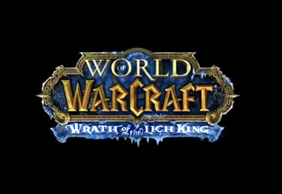 World of Warcraft Wrath of the Lich King Logo